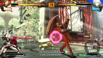 Guilty Gear Xrd Revelator (PS3) Australian Version