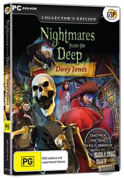 Nightmares From Deep Davy Jones (PC) Australian Version