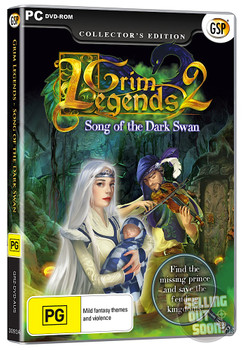 Grim Legends 2: Song Of The Dark Swan (PC) Australian Version