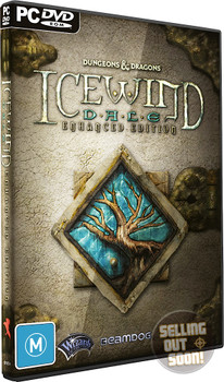Icewind Dale Enhanced (PC) Rare Australian Version