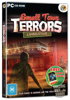 Small Town Terrors Livingston (PC) Australian Version