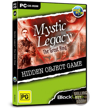 Mystic Legacy: The Great Ring (PC) Australian Version