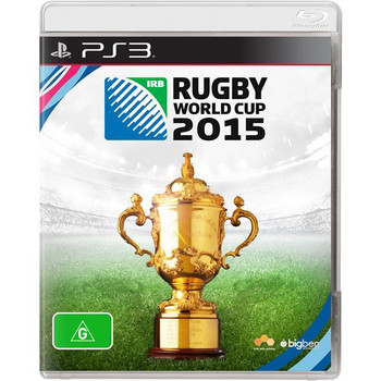 Rugby World Cup 2015 (PS3) Australian Version