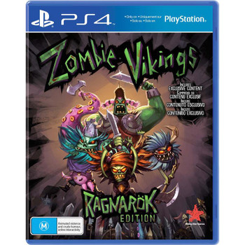 Zombie Vikings Ragnarok Edition (PS4)