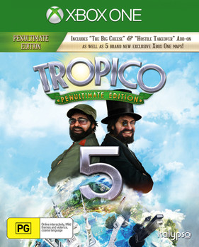 Tropico 5 The Penultimate Edition (Xbox One)