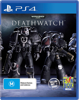 Warhammer 40,000 (40K) Deathwatch (PS4) Australian Version