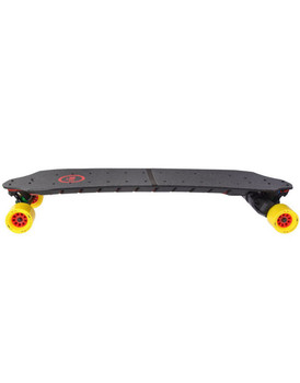 SPINE - the World's Fastest Production Electric Skateboard!