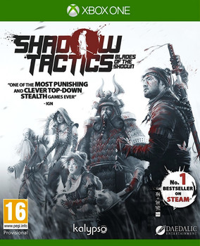 Shadow Tactics Blades of Shogun (Xbox One) PAL Authorised UK Import