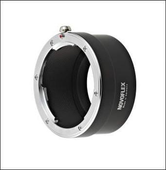 Novoflex NEX/LER Adapter - Leica R Lenses to Sony E-Mount. Suits APS-C & Full Frame Cameras.