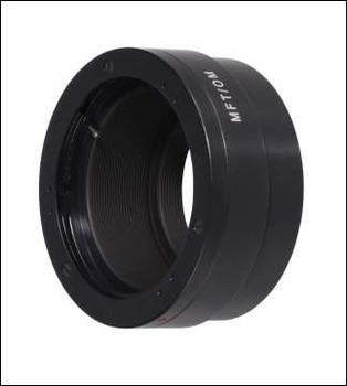 Novoflex MFT/OM Adapter - Olympus OM Lenses to Micro Four Thirds Mount. Availability 7 to 14 days.