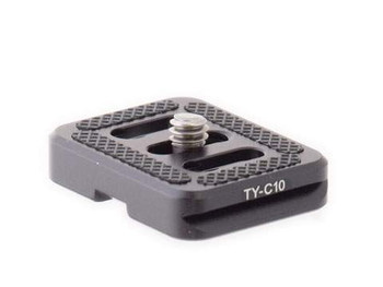 Sirui Quick Release Plate C-10 Australian Stock + Aussie Warranty