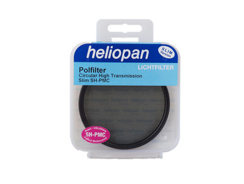 46mm Heliopan Circular Polariser High Transmission SH-PMC Slim Filter (on back order)
