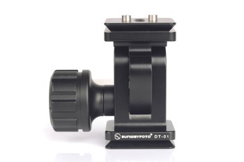 SunwayFoto DT-01 Monopod Tilt Head with DDC-42L Quick Release Clamp