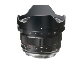 Voigtlander 12mm f5.6 III VM Ultra Wide Heliar aspherical Lens - M Mount.
