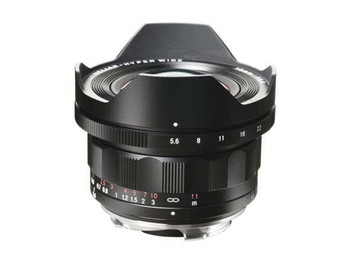 Voigtlander 10mm f5.6 VM Hyper Wide Heliar aspherical Lens - M Mount