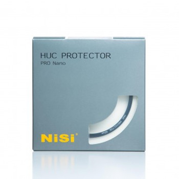 62mm NISI Pro Nano HUC Clear Protector Filter