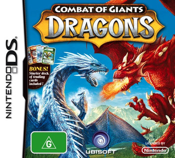 Combat of Giants: Dragons for Nintendo DS