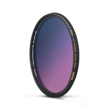 NiSi 77mm Round 4 Stop Graduated ND Filter