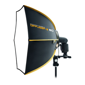 SMDV Hex Diffuser Soft Box - Speedbox 60 cm