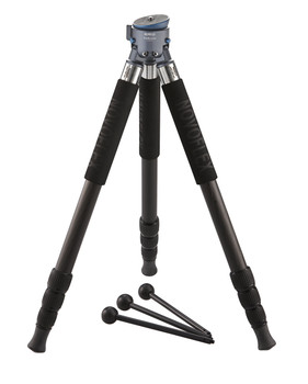 TrioBalance C2840 kit with carbon fibre legs and mini-legs