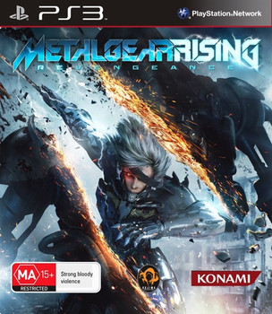 Metal Gear Rising: Revengeance for PS3