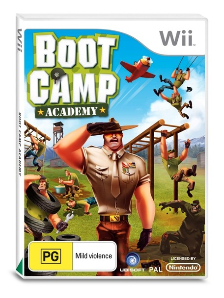 Boot Camp Academy for Nintendo Wii