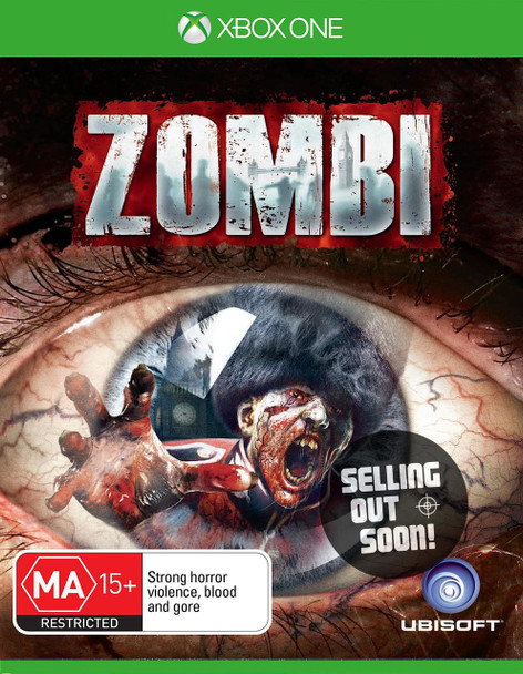 ZOMBI (Xbox One) Game Australian Edition