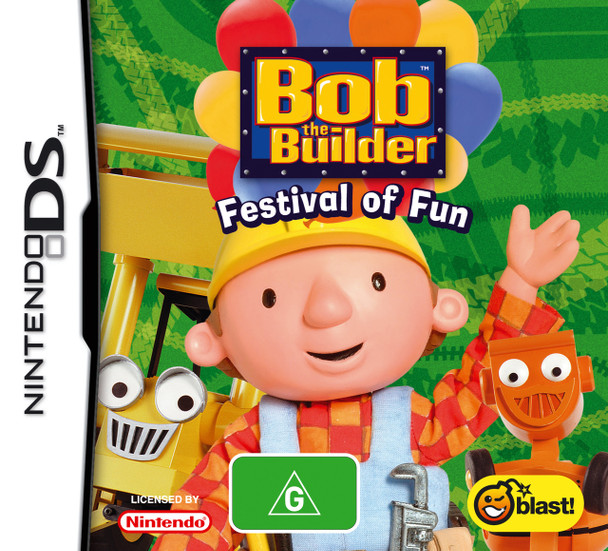 Bob the Builder: Festival of Fun (NDS)