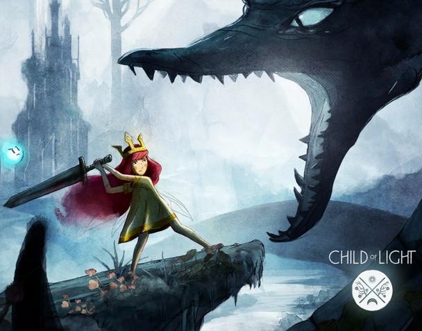 Child Of Light Complete Edition (Vita) Rare 1st Edition Australian Version