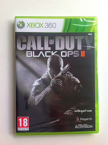 Call of Duty: Black Ops II 2 (Xbox 360)