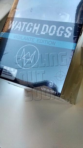 Watch Dogs Vigilante Edition (PC) (Collectors Edition)