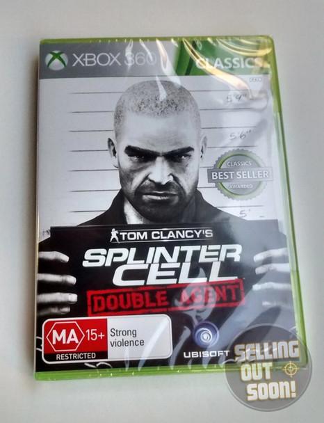 Splinter Cell Double Agent (Xbox 360) Classics