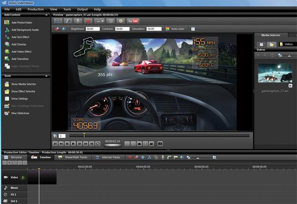 Roxio Game Capture (PC)
