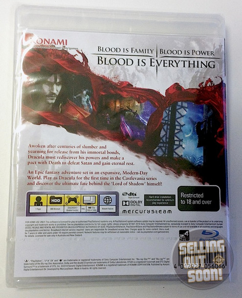 Castlevania: The Lords Of Shadow 2 (PS3)