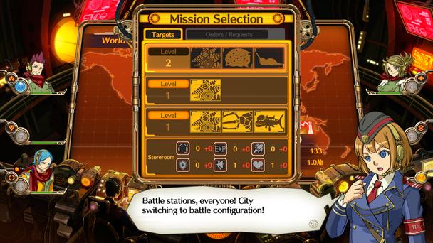 Aegis of Earth (PS3) Australian Version