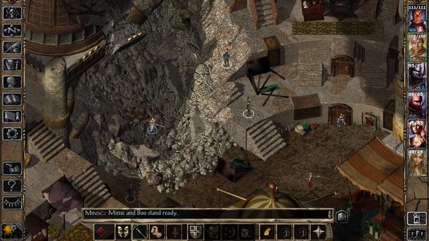 Baldurs Gate 2 Enhanced (PC) Australian Version