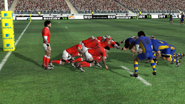 Rugby World Cup 2015 (Xbox One) Australian Version
