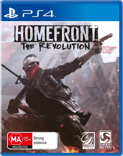 Homefront Revolution (PS4) Australian Version