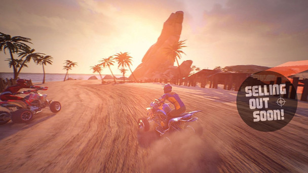 ATV Drift & Tricks (PS4) Australian Version