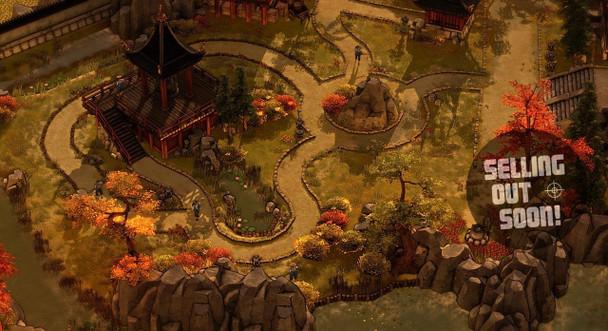 Shadow Tactics Blades of Shogun (Xbox One) PAL Authorised UK Import