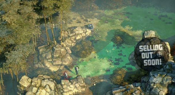 Shadow Tactics Blades of Shogun (Xbox One) Australian Version PAL
