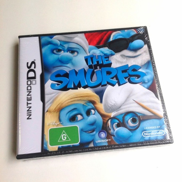 The Smurfs for Nintendo DS NDS