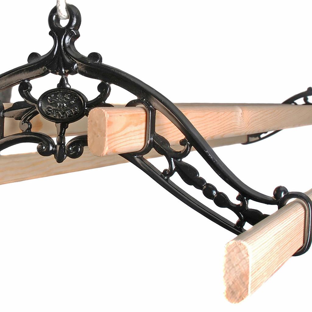 Classic 4-Slat Cast Iron Airer