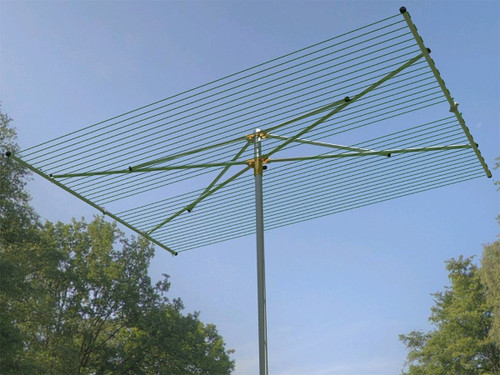 Breezecatcher PLD272 Largest Capacity Parallel Clothesline