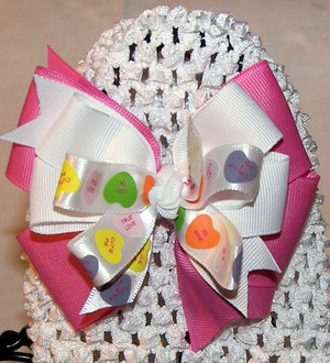 Conversational Heart Bow