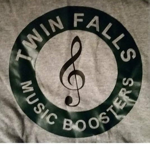 Twinfalls Middle School Music Booster Sweatshirt