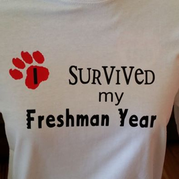 I Survived my Freshman Year