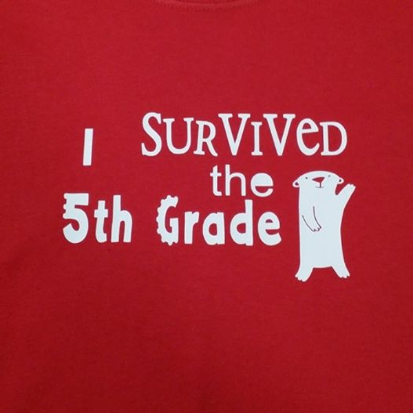 I Survived 5th grade