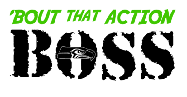 'Bout that Action Boss  Hawks