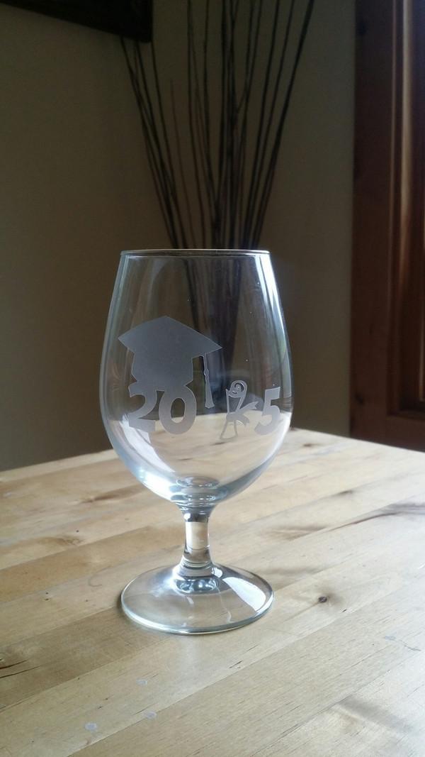 Graduation Glass